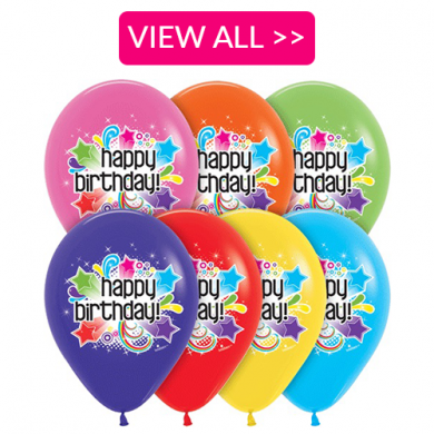 Assorted Helium Balloons