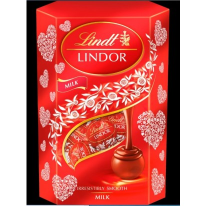 LINDT Lindor Mini Chocolate Valentine Box (50 grams)