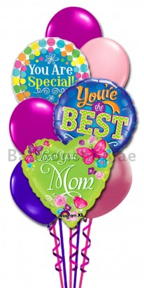 Every Day is Mother's Day Balloon Bouquet