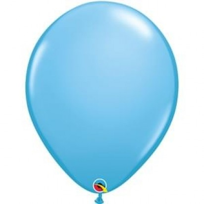 "16"" Pale Blue Big Helium Latex Balloon"