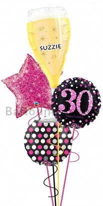 Personalized Ultimate 30th Birthday