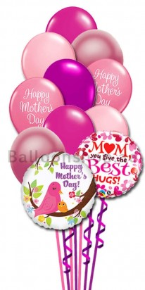 Mother's Love Balloon Bouquet