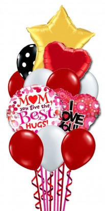 Happy Mother's Day Balloon Bouquet ( My Shining Star)