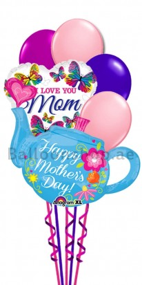 Amazing Happy Mother's Day Balloon Bouquet