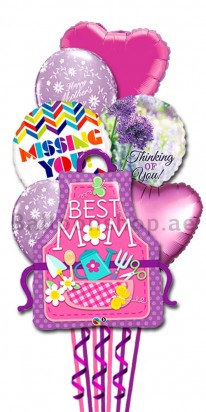 Mother's Day Missing You Balloon Bouquet