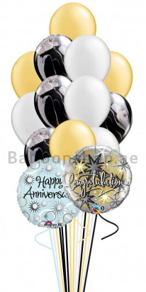 Anniversary Agate (14 Balloons)