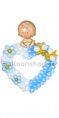 Baby Boy Newborn Hanging Decoration