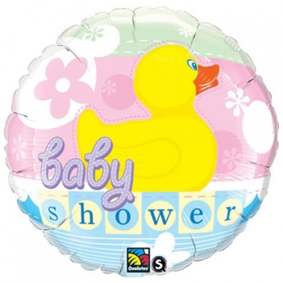"18"" Baby Shower Rubber Duckie"