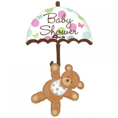"49"" Baby Shower Umbrella"