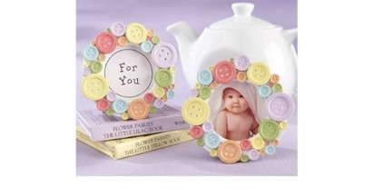 Cadre Photo Frame Round 3.9 X 3.9 X 1 inches