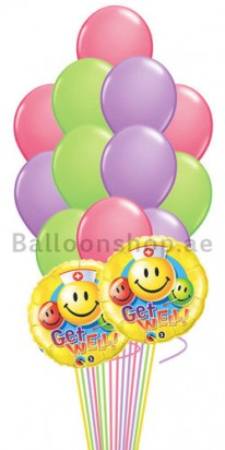 feel better soon balloons