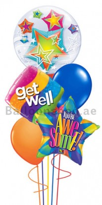 get well balloons palm jumeirah