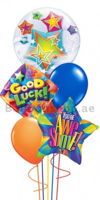good luck balloons in uae