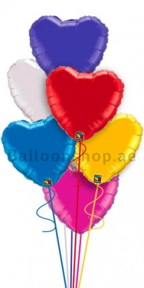 love bouquet balloons delivery