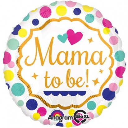 "18"" Mama to Be (Baby Shower)"