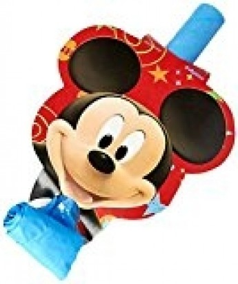 Mickey Mouse Character Party Accessories Blowouts (8cts)