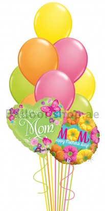 Mother's Day Elegance Balloon Arrangement