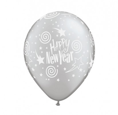 New Year Silver (Price Per Balloon)