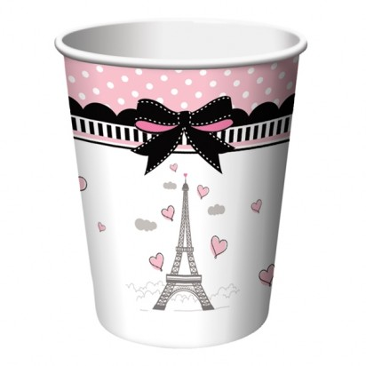 Party In Paris Cups (8cts)