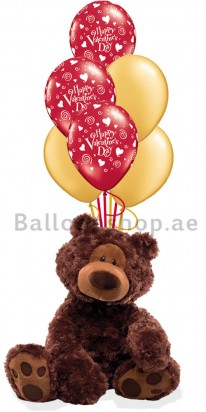 (Gund) Love is in the Air, Valentine's Day Balloons