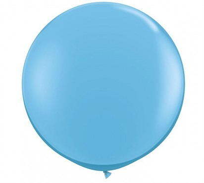 3' Robin's Egg Blue large Helium Balloon (90cm)