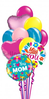 Ultimate Elegance Mother's Day Balloon Bouquet