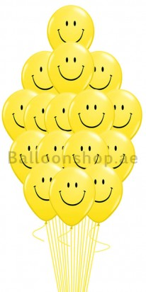 You Make Me Smile for a Mile Balloon Bouquet
