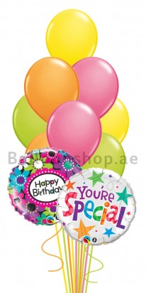 (12 Balloons) Special Birthday