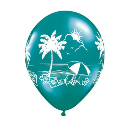 Tropical  Sea (Price Per Balloon)