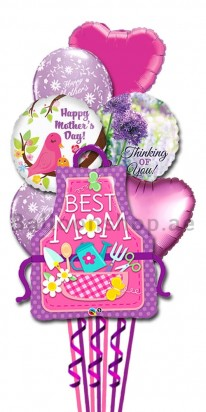 Thinking Of You  Mother's Day Balloon Bouquet