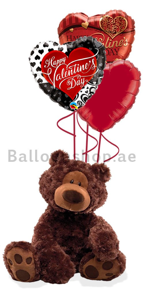 Gund The Perfect Valentine's Day Balloons