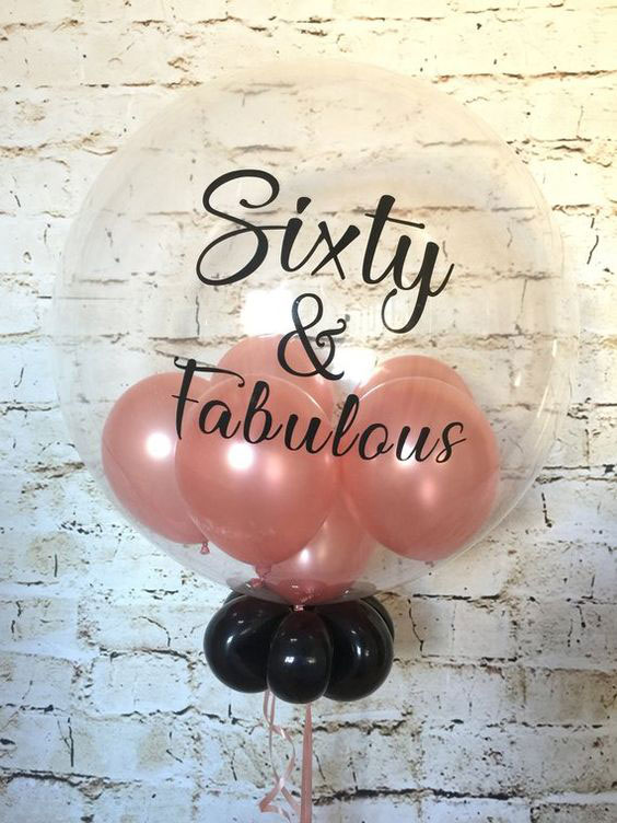 Customized Balloons Dubai Shop Or Send Personalized
